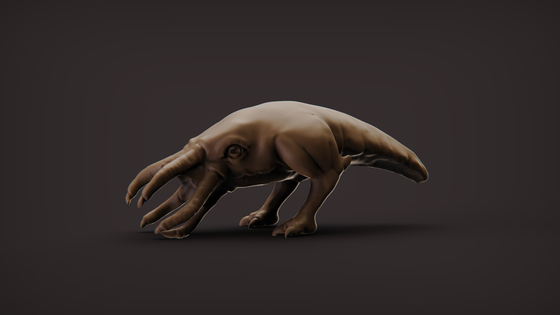 Bullsquid Sculpt WIP.  Twitter: @goonspoons1 Instagram: @goonspoons