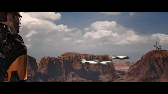 Black Mesa - Surface Tension 2