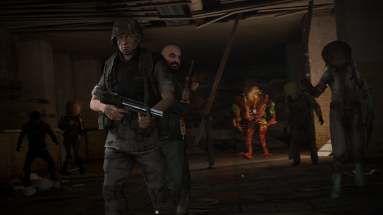 Here's a take on return to ravenholm yea... if you can't tell, I do Adrian alot