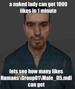 half life momemnt (dont actualy like if you dontwa nt to ok?? ok...)
