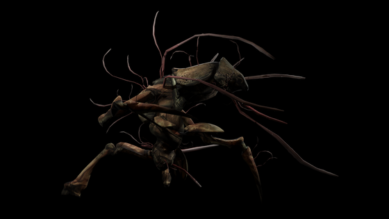 Infected Antlion Guard