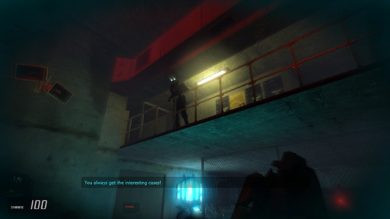 """Entropy : Zero 2 - """"Chapter Zero"""" - We've not really shown off the prologue to EZ2 yet."""