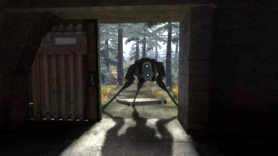 Half-Life 2 Episode 2, Beta version.