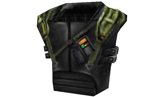 It's a ballistic vest, although there are electric functions, why do you have to recharge a ballistic vest.... to make it bulletproofier? -_- I have two theories in my mind:  1. It's made of a malleable material that needs electricity to become more rigid, in order to absorve incoming projectiles;  2. It's full of some ballistic jelly/slime/kinetic sand. it needs electricity in order to make the material inside more rigid;