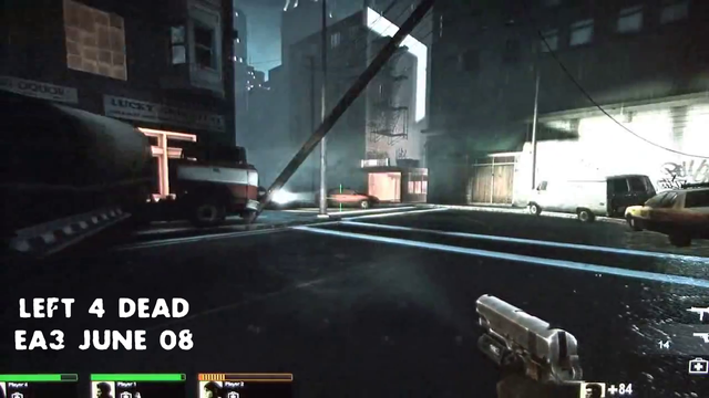 Clearing up some misconceptions about a pre-release version of a L4D map.  In the October 28, 2008 build of L4D (found on the retail disc of the game) there is an early compile of the first map of No Mercy. This is NOT a map by Turtle Rock Studios, but rather is from when Valve started redesigning the game. This map is circa late May to early June 2008 as by late June the transition to the next map was the subway entrance like the final game.