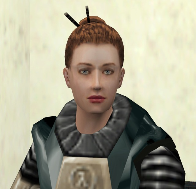 If Half Life Characters were real and/or had an updated HD reference, who would they look like?  Gina Cross: Julianne Moore