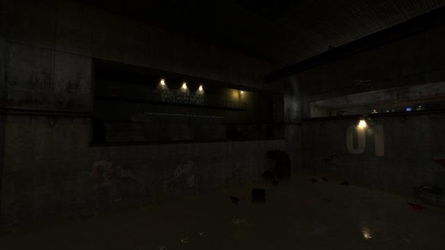 My hazard01 remake based on Raising the Bar: Redux