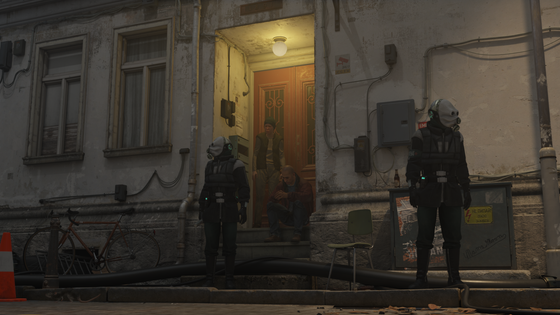 Street Patrol [S2FM]  My first render using Source 2.