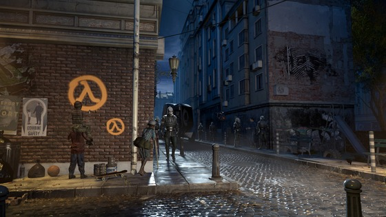 Some of the Half Life fan art I did. I especially like the one with the apartments, since it was done before hl alyx came out, and I had to figure out how to modernize Half Life 2 apartments.  All scenebuilt and rendered in Source Filmmaker .