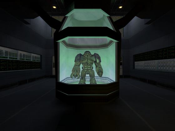 What is your favorite area of the Black Mesa facility?   I really love the old areas like Blast pit and Apprehension are in