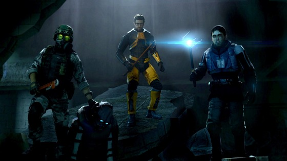 If Half Life 3 happened, it would look something like this.
