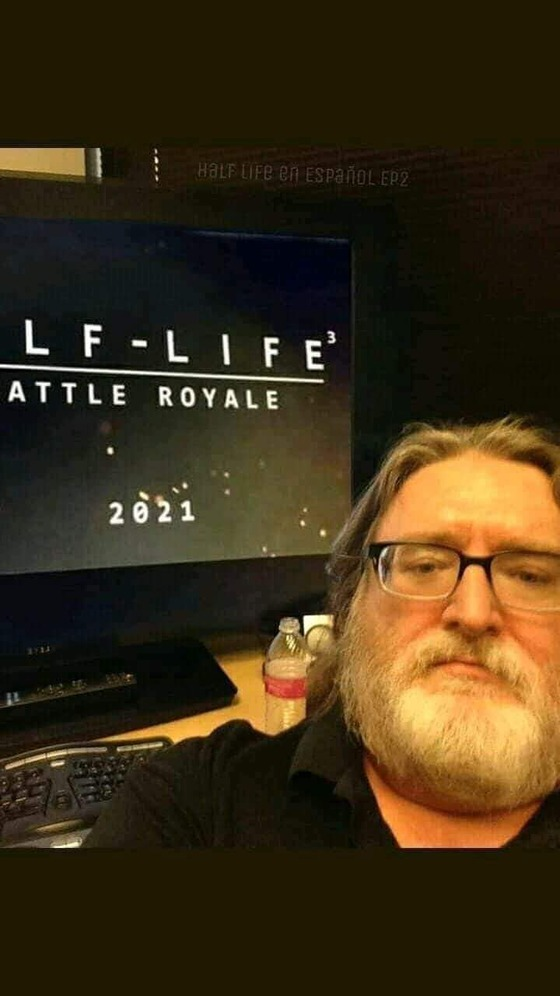 Is this true Half Life ³ Battle Royale?