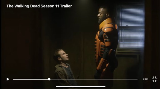 So looks like there's only one way to get rid of all the Zombies in the last Season of The Walking Dead. GORDON FREEMAN!