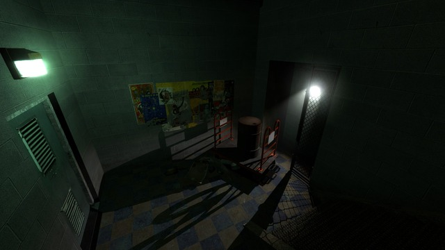 new screenshots of my hazard01 remake. btw this still not have a name now and you can give me some ideas for new name!  :)