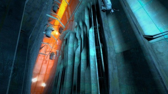 """Half-Life²: Reflection"" mod - Citadel lvl   Disigned by MrGermanDeutsch  Check out his amaizing work! https://community.lambdageneration.com/user/mrgermandeutsch"