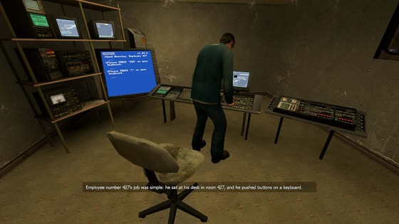 The Stanley Parable is now 10 years old. Originally released as a Half-Life 2 mod on July 31, 2011.