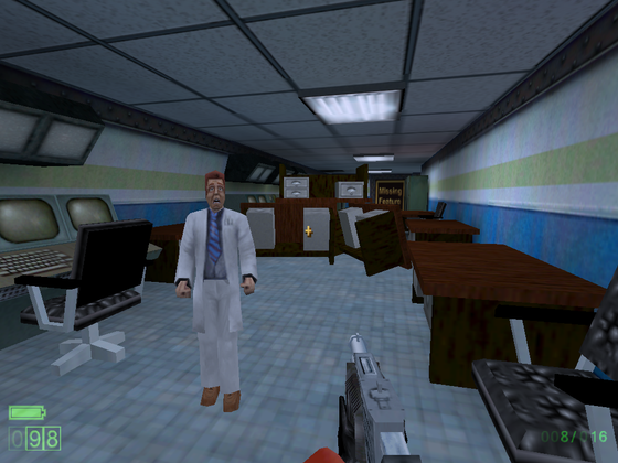 """Sometime after the release of the Half-Life: Absolute Zero demo, we decided that we wanted to replace """"We've Got Hostiles"""" with Security Complex. We never figured out how to make it connect to Screams & Whispers (Blast Pit) and so a weird mangled version of the HLAZ demo """"We've Got Hostiles"""" ended up shipping in the Steam release of the mod. If the mod was finalized, we would of still shipped with a version of Security Complex.  Here's a few shots from the map I remade with assistance from Zed and LeonelC. Map was compiled on June 19th, 2017, only about 3 months after the HLAZ Day One demo!"""