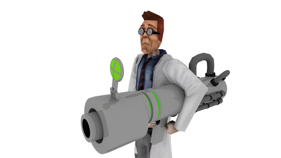 some misc renders of Egon