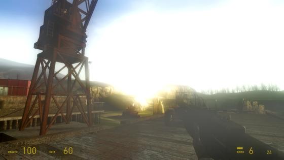 Half-Life 2 Remastered be like: