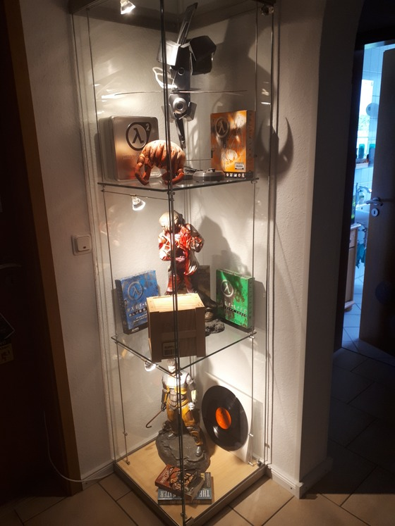 My Half-Life shrine 🤓