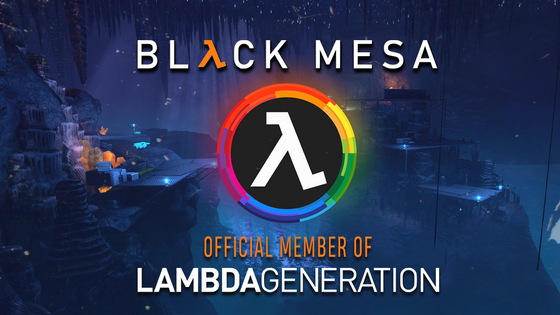 Big day today Freeman, as we officially become a member of the LambdaGeneration community!  We're also supporting them with some exciting new projects on this site too!  Follow us now to hear about game announcements, updates, and more.  Join our Discord servers too!  Crowbar Collective https://discord.gg/crowbarcollective   Lambda Generation https://discord.gg/2FcPh6j