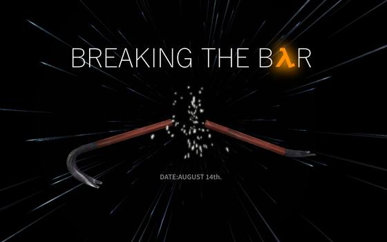 let's break the bar together. #breakingthebar #fanart
