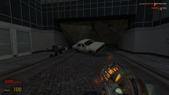 """More HL2:DM screenshots that I took from the #breakingTheBar afterparty (14/08/21).  """"Now I can say over the years: I was there, Breaking the bar, making history"""" (part 2/2)"""