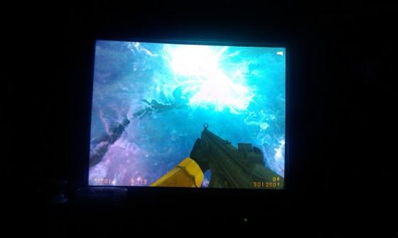 Ночь в Black Mesa Xen