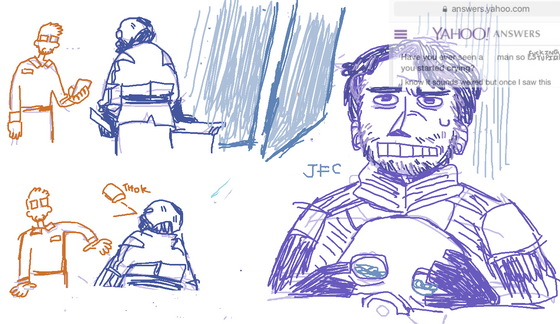 the rest of my hl art that i forgot about because its all mspaint. i have never drawn barney without a grimace on his face. thats all i got for now baybe  #gordonfreeman #gman #adrianshephard #barneycalhoun