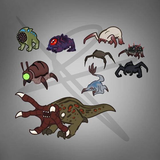 which creature yall choosin