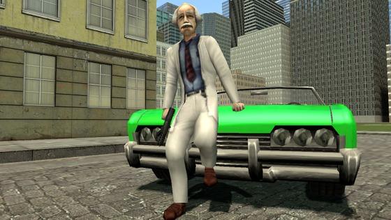 Grand Theft Ropes : Black MesAndreas