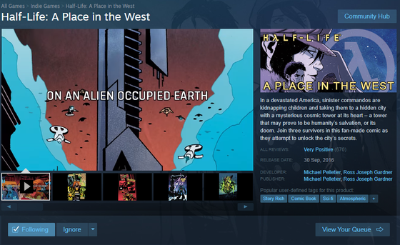 Pretty happy with the Steam store page at the moment. The capsule isn't perfect, but we'll get there.