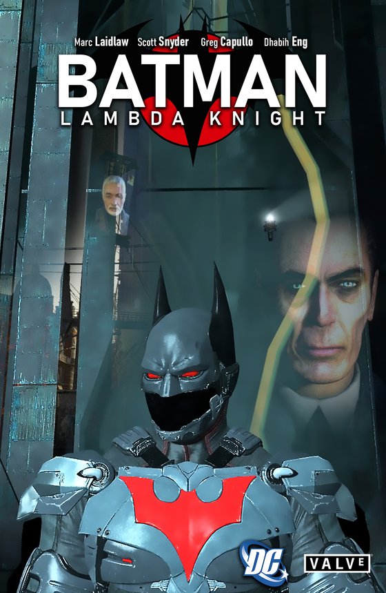 An idea I had for a crossover.