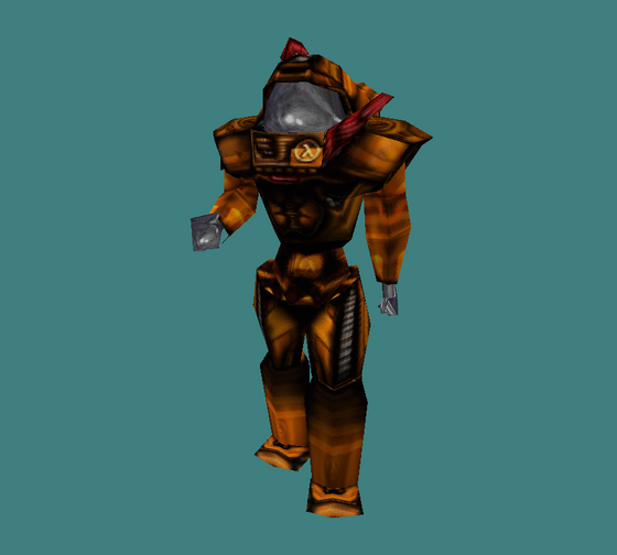 Does anyone know or have any contact with the creator of this Half-Life player model?  The skin is the HHEV (Heavy Hazardous Environment Suit version).  The name of the creator is: Morourke  The creator's website and email no longer exist.