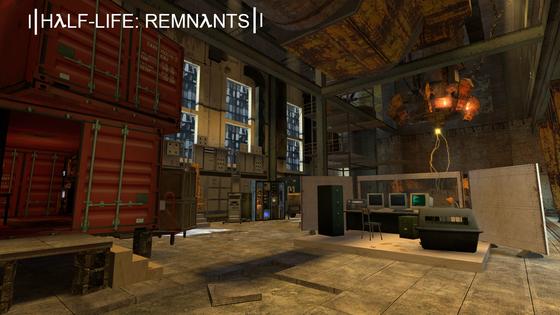 Some screenshots of my beta mod Remnants!