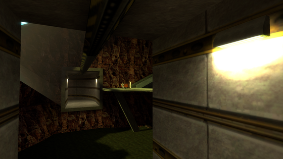 Hello there! My first post here. Busy porting maps from Half-Life: Blue Shift to the source version... Still buggy but at least its something!(right?)