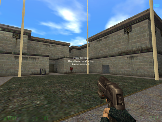 """Did you know that Opposing Force has entire UTIL function just to display a randomized haiku on the screen?  For what reason? Dunno.  Bind the command """"haiku"""" to a button via the console and press said key in-game, it will display a haiku built from a select amount of phrases provided in the code base.  (doesn't work in multiplayer)"""
