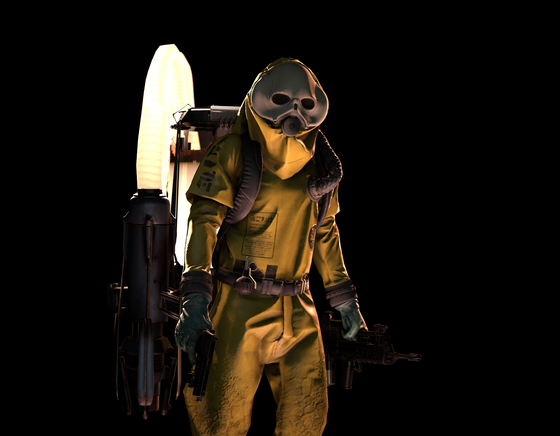 based off a mod idea someone had of a horror/survival game similar to hl:echoes where you play as a hazmat worker