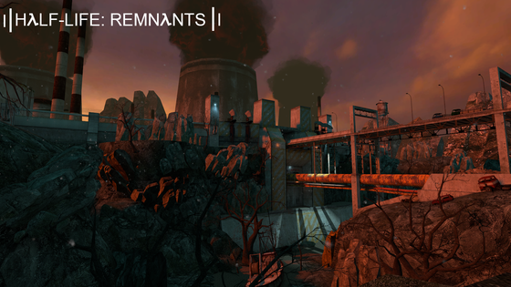 Some screenshots from my new devlog for remnants!