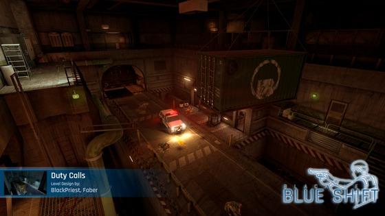 New media from Black Mesa: Blue Shift Chapter 3 'Duty Calls'   https://www.moddb.com/mods/black-mesa-blue-shift-remake/news/chapter-3-september-article