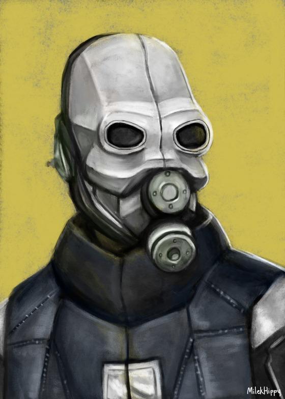 Civil Protection portrait