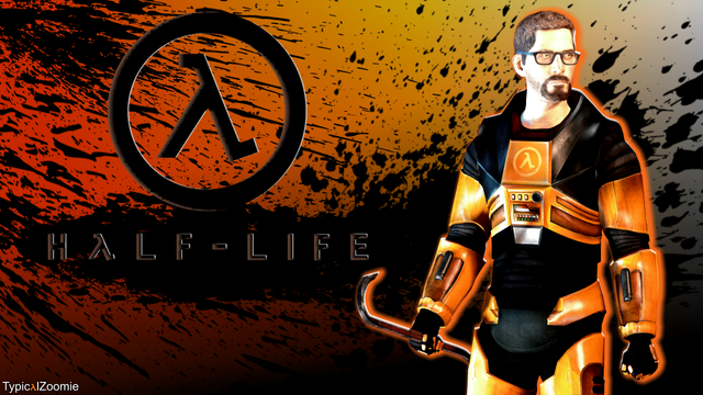 Some Half-Life Artwork i made(the boys artwork is the one that i just finished yesterday).