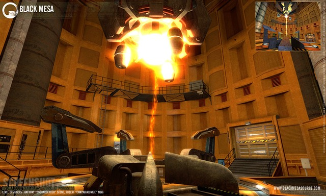 """Black Mesa is now 9 years old, originally released as a free Source mod on September 14, 2012.  """"Run. Think. Shoot. Live. Source."""""""