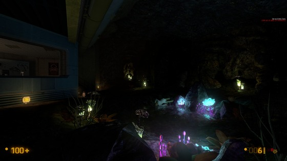 9 years ago today, Black Mesa bound onto the Half-Life scene as a Source mod. Now, it's 51st on PCGamer's Top 100 games of 2021!   To celebrate, here are some never-before-seen images of the original CES Chamber, used by Xen Lead Chris Horn to test models and themes.
