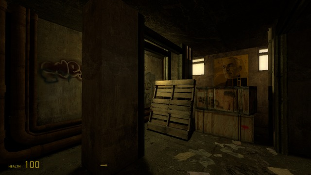 Part 2  Additions to my previous post about the old scrapped level from the mod.