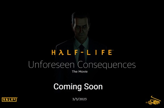 what if there make an half life Movie in the Future
