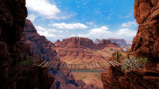 Black Mesa canyons