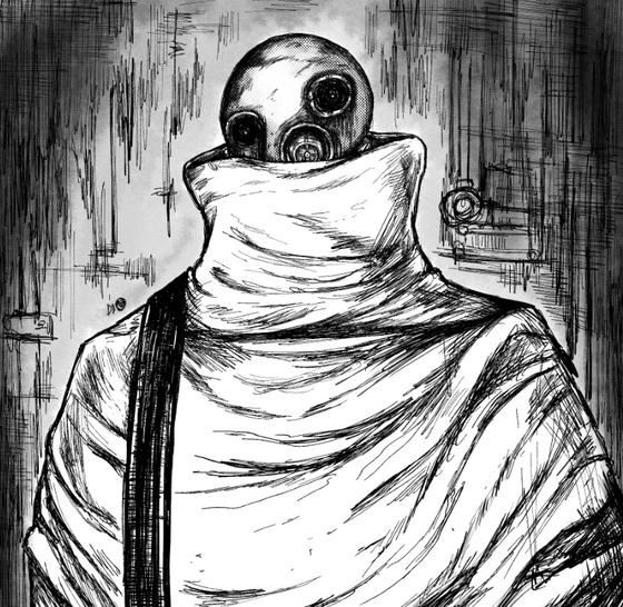 Cremator doodle