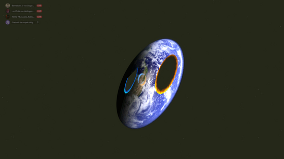 the earth in the portal/half life franchise is cannonical flat and even portal capable! flat earthers were allways right!