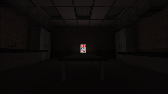 Medkit Charger Glowing In The Dark